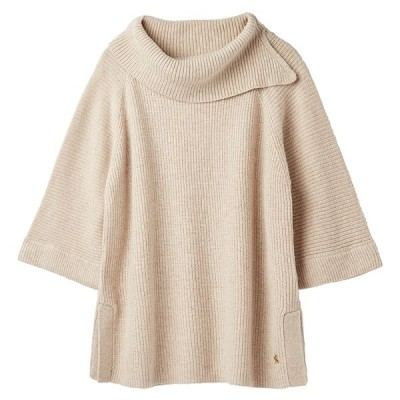 Joules Sarah Knitted Poncho