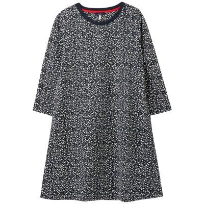 Joules Layla Print A Line Dress