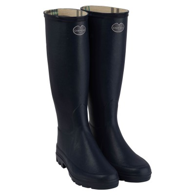 Le Chameau Iris Jersey Lined Wellies