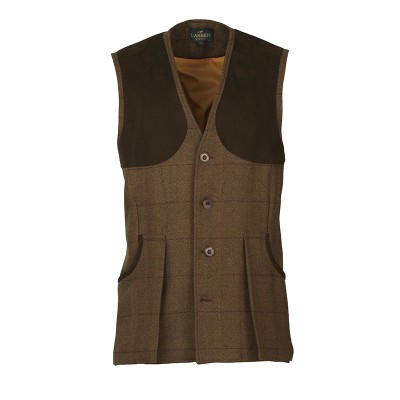 Laksen Firle Bowcombe Tweed Shooting Vest