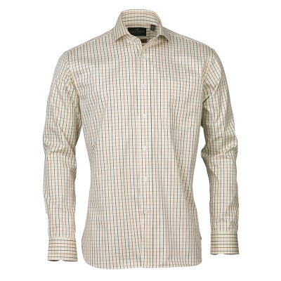 Laksen Babtiste Two Ply Twill Shirt