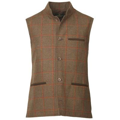 Laksen Clyde Fife Tweed Vest