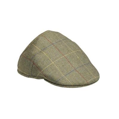 Laksen Woodhay Balmoral Sixpence Cap