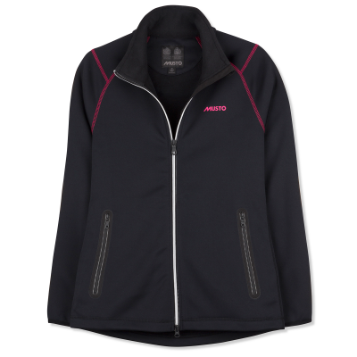 Musto DWR Zip Thru Sweat