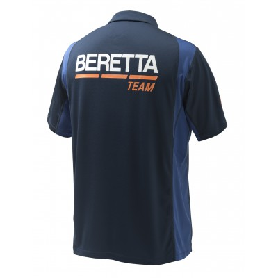 Beretta Team Flash Tech Polo Shirt