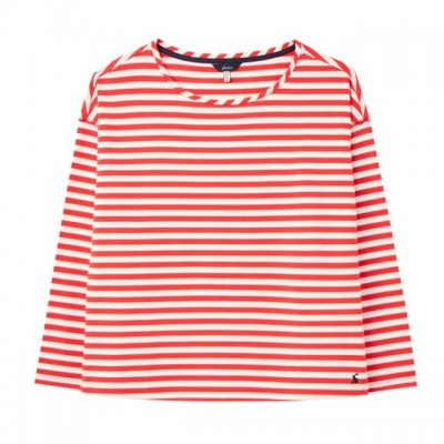 Joules  Marina Dropped Shoulder Jersey Top