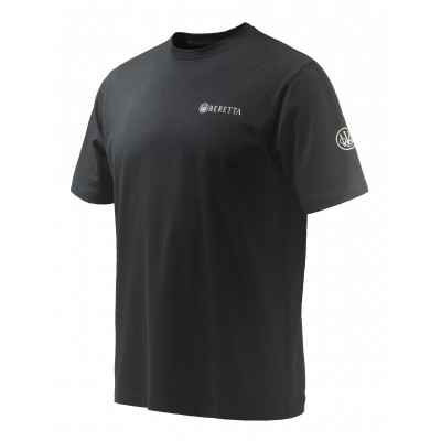 Beretta team SS T- Shirt in Black