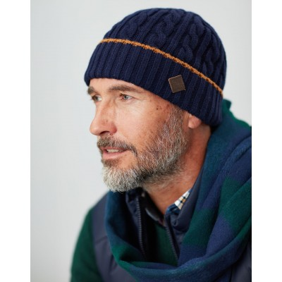 Joules Thornby Cable Knit Hat