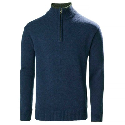 Musto Country Zip Neck Knit
