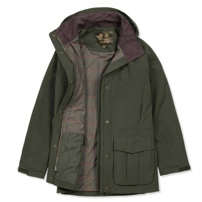 Musto Ladies BR1 Burnham Jacket in Dark Moss