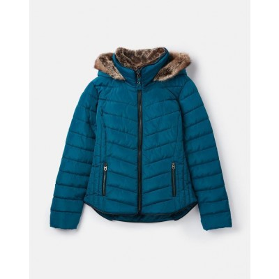 Joules Gosway Quilted Coat