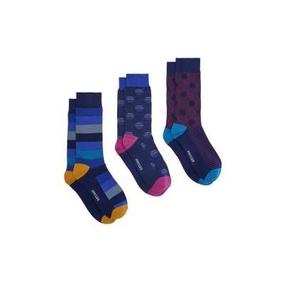 Joules Striking Socks