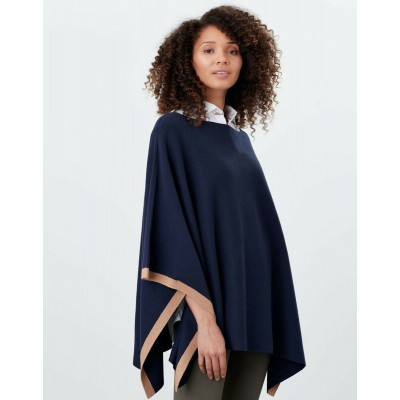 Joules Vienna Knitted Milano Poncho