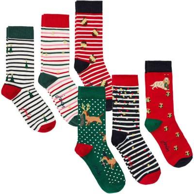 Joules Cracking Socks